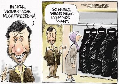 Iranische Freiheiten