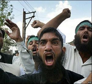 Muslimische Friedensaktivisten