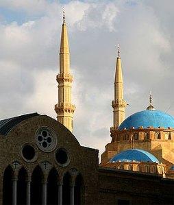 Kirchen und Moscheen, Seite an Seite