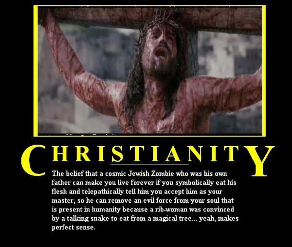 Christianity Fail