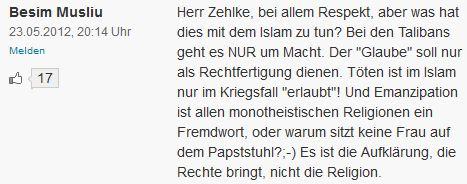Besim Musliu Islam Apologet