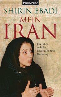 Shirin Ebadi - Mein Iran (Buchcover)