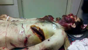 Tamerlan Tsarnaev tot