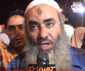 Pro-Mursi Hackfresse