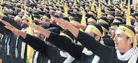 Hitlergruss-Hisbollah