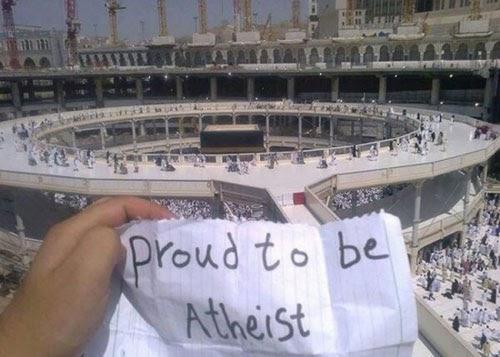 Atheist in Mekka