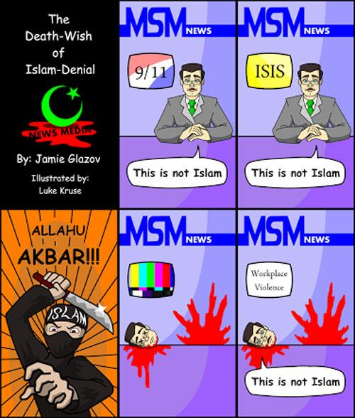 Work Place Violence - Islam Appeasement
